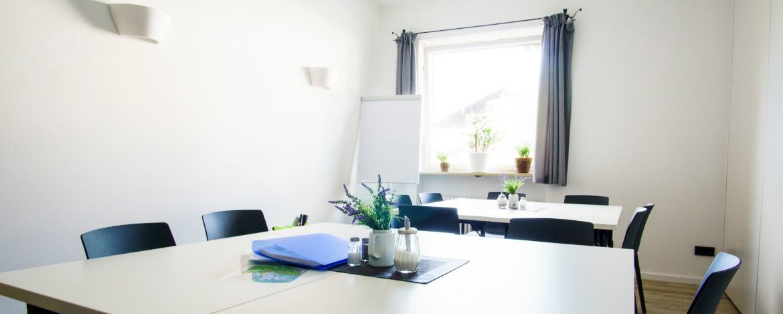 Seminarraum in der Jugendherberge Kreuth