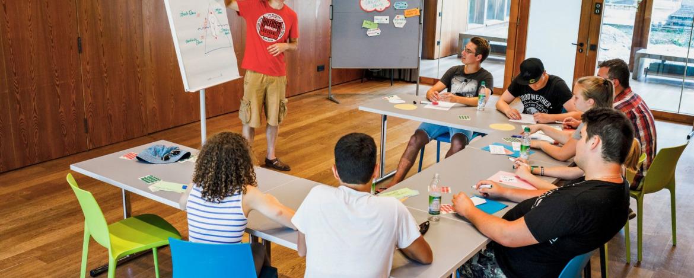 Meet & rehearse in Possenhofen
