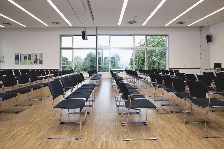 Seminarraum der Jugendherberge Düsseldorf