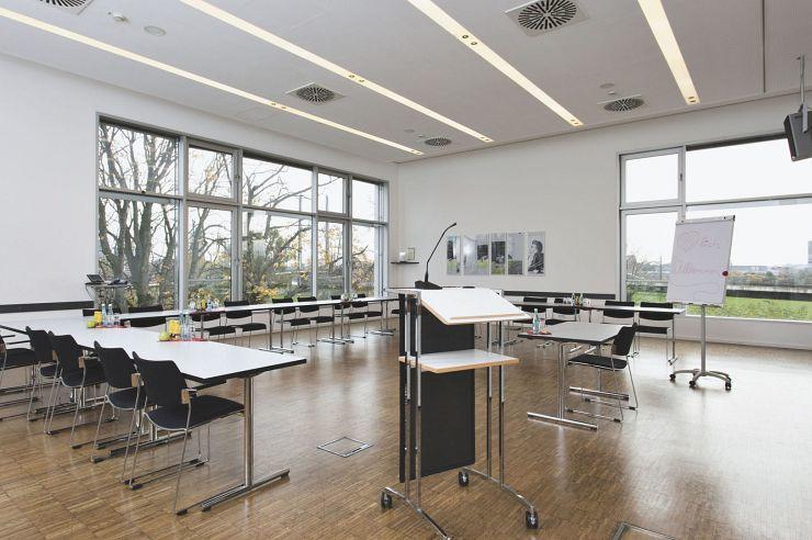 Tagungsraum der Jugendherberge Düsseldorf
