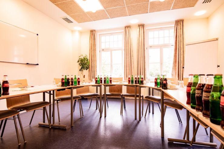 Tagungsraum in der Jugendherberge Bad Hersfeld