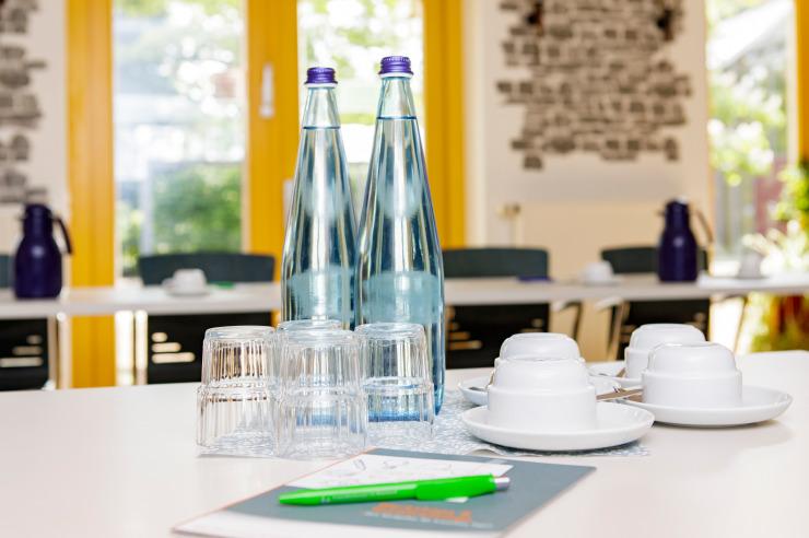 Tagungsgetränken, Tee und Kaffee sind bestandteil unserer Tagungspauschalen.