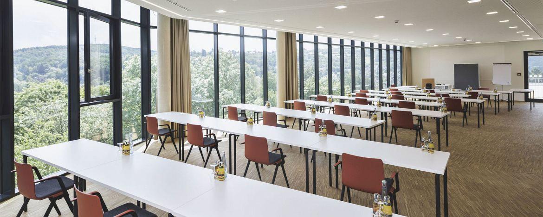 Die neue Jugendherberge Gemünd Vogelsang in der Eifel stellt sich vor.