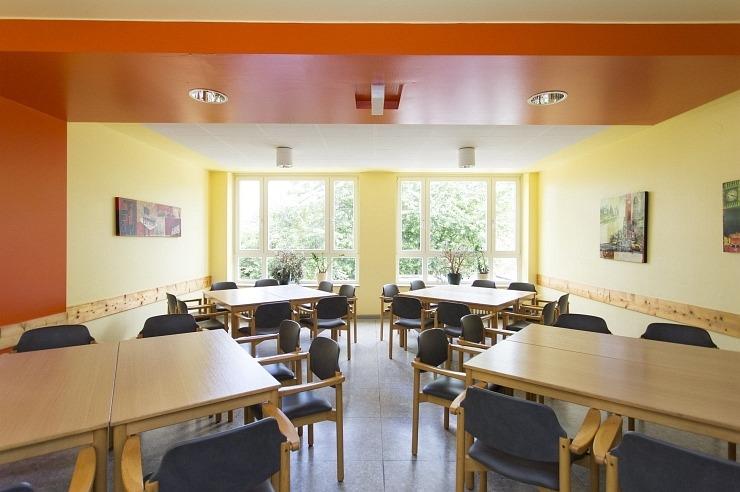 Seminarraum der Jugendherberge Simmerath-Rurberg