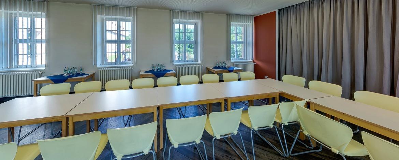 Seminarraum Jugendherberge Schloss Colditz
