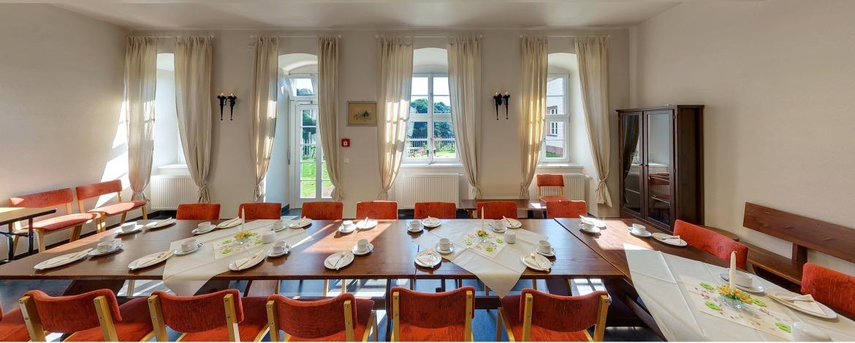 Wachsstube jugendherberge Schloss Colditz