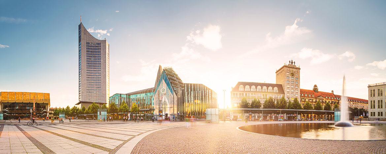 Tagen Leipzig