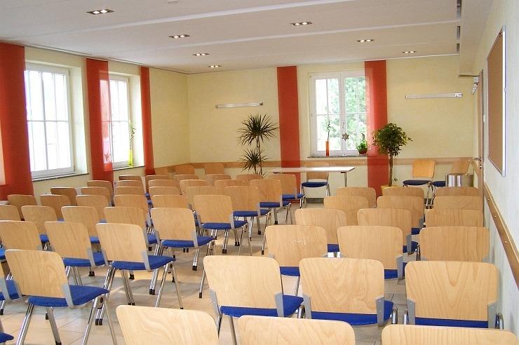 Seminarraum in der Jugendherberge Bad Honnef