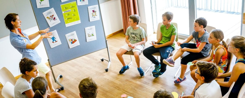 Seminar in der Sport|Jugendherberge Bad Tölz