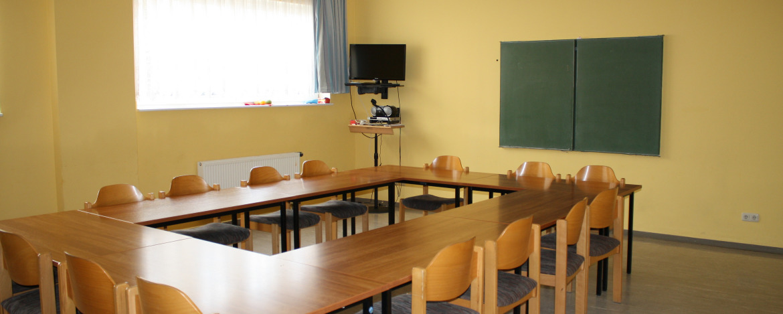 Tagungsraum der Jugendherberge Erfurt