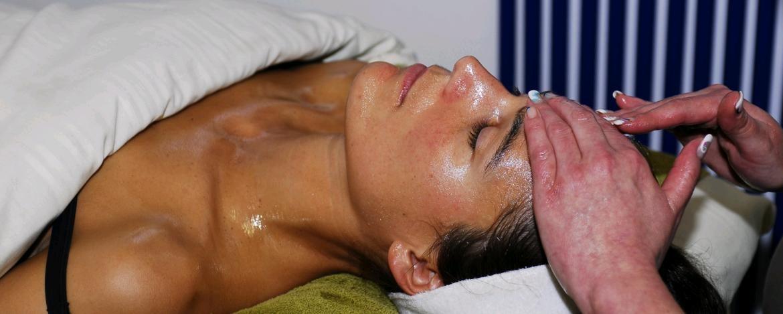 Kosmetikbehandlung