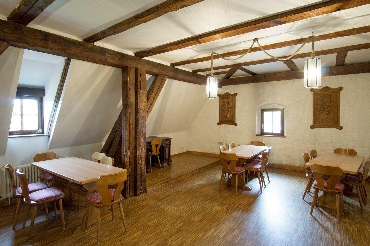 Tagungs- und Proberäume Burg Wernfels