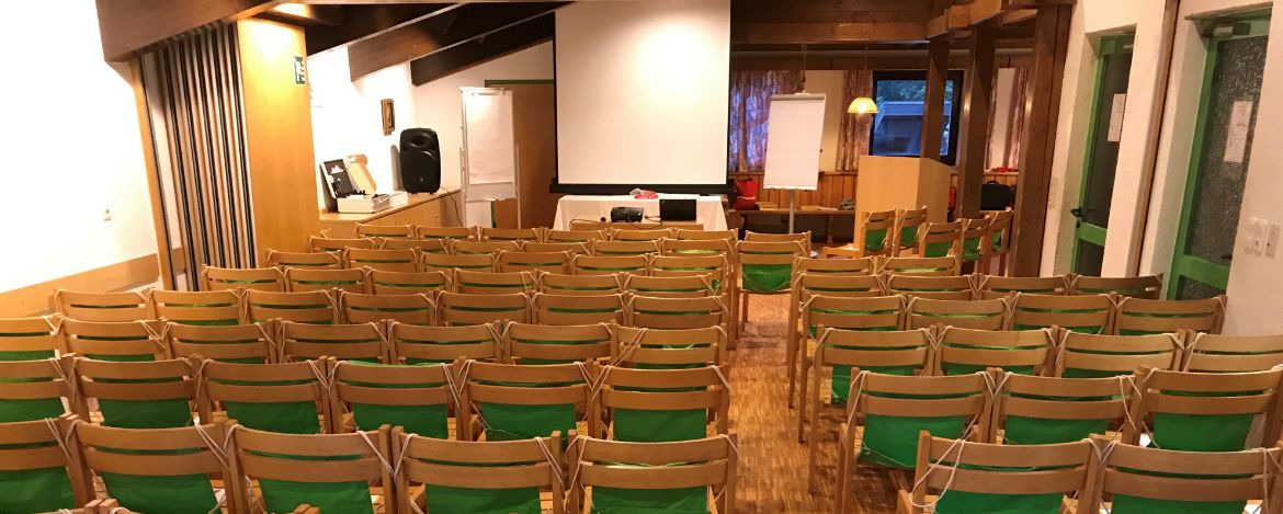 Meet & rehearse in Haidmühle- Frauenberg