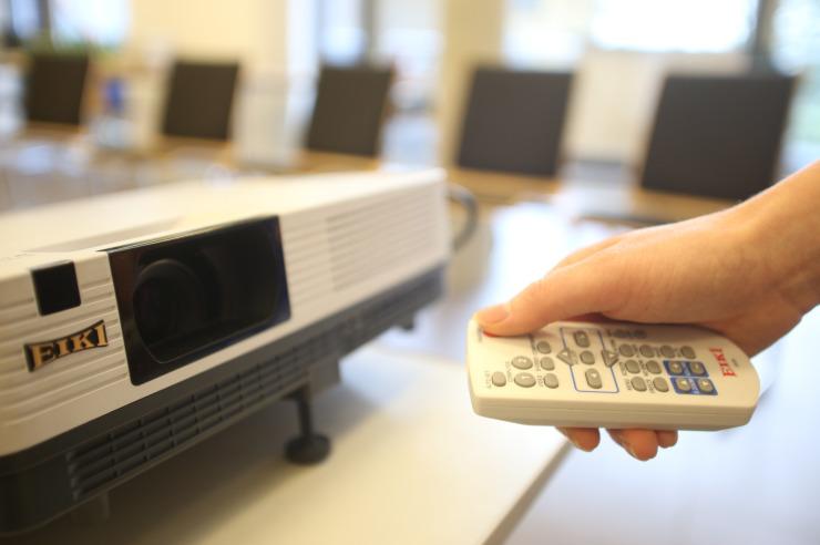 Moderne Technik für Ihre Seminare in Otterndorf