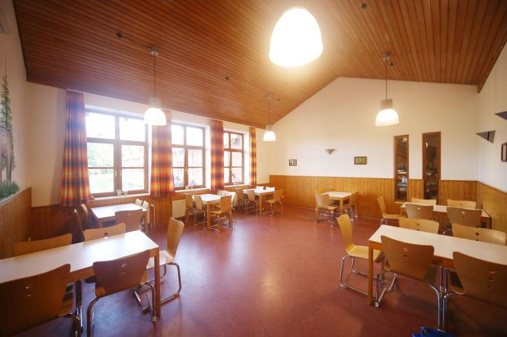 Seminarraum der Jugendherberge Westensee