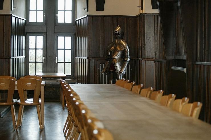 Seminarraum der Jugendherberge Blankenheim