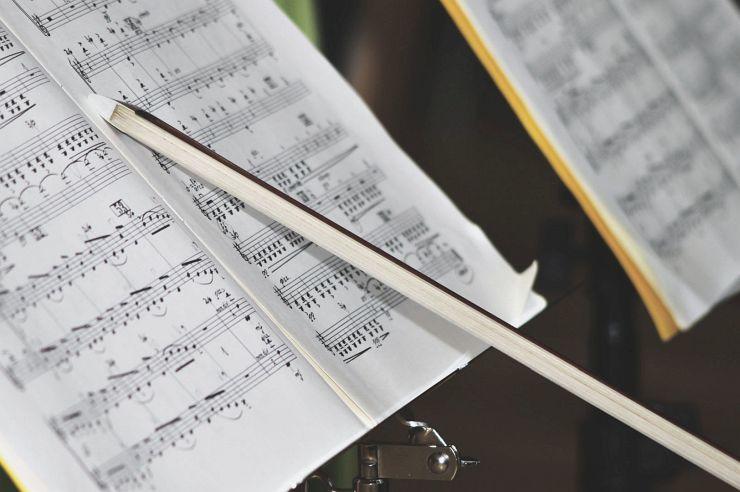 Musikprobe in der Jugendherberge Burg Blankenheim