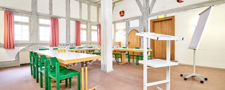 Tagen/Proben Burg Breuberg
