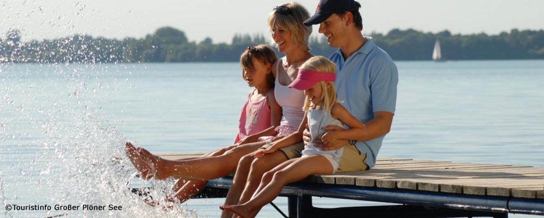 Familienurlaub Plön