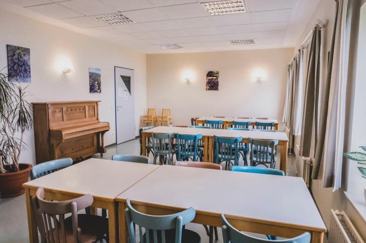 Tagungsräume der Jugendherberge Borgwedel