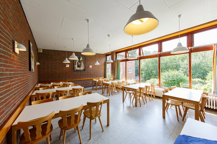 Seminarraum 2 der Jugendherberge Eckernförde