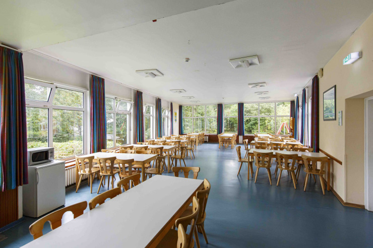 Großer Seminarraum 1 der Jugendherberge Eckernförde