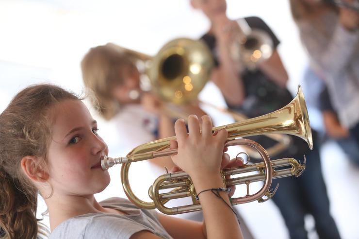 Musik in der Jugendherberge Eckernförde