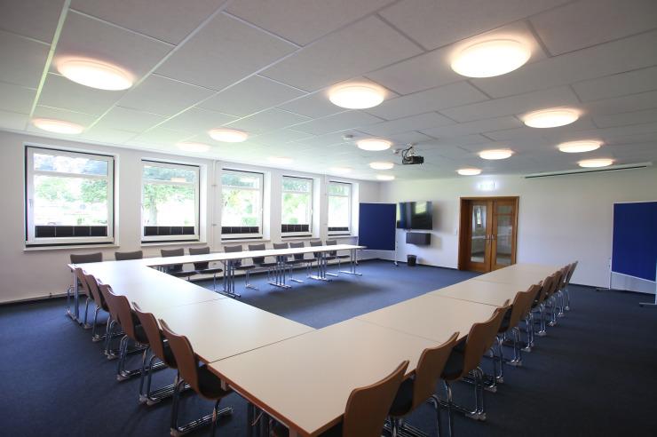 Seminarraum 1 der Jugendherberge Friedrichstadt
