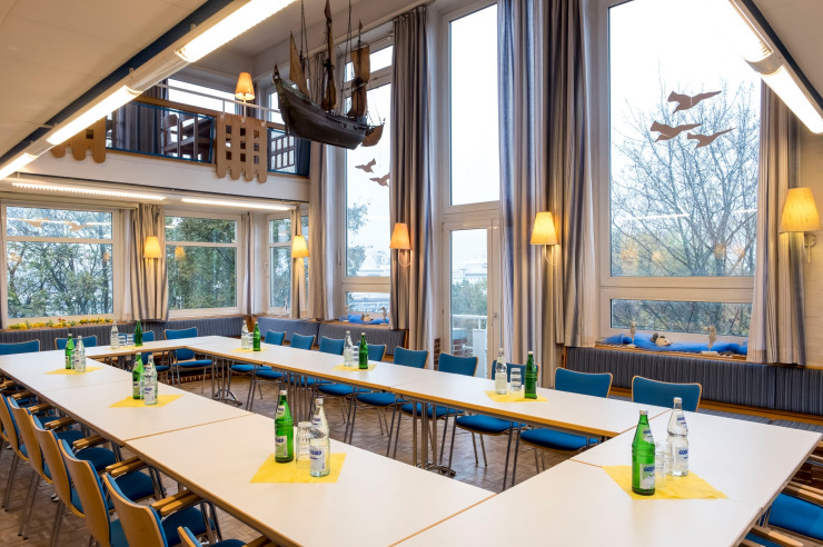 Seminarräume der Jugendherberge Kiel