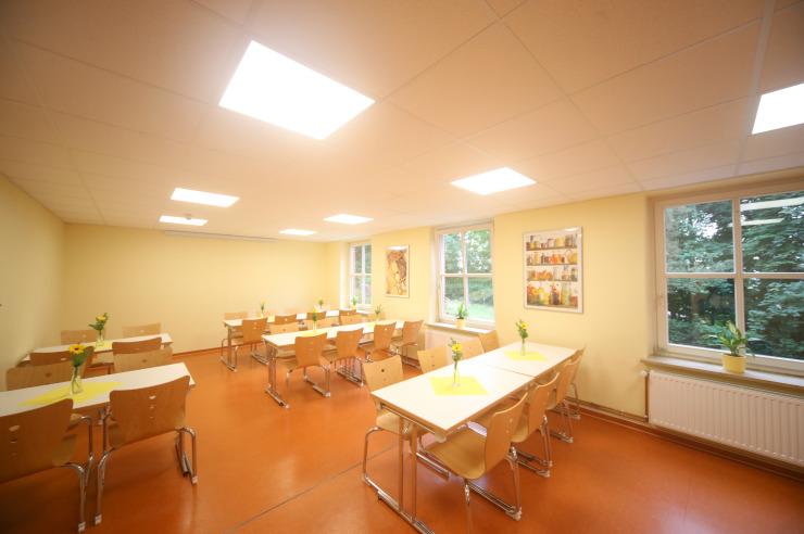Tagungsräume der Jugendherberge Lauenburg