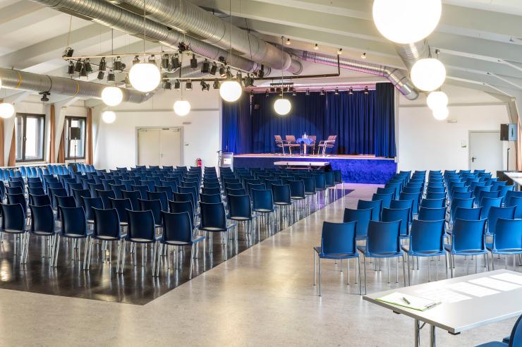 Seminarräume der Jugendherberge Neumünster