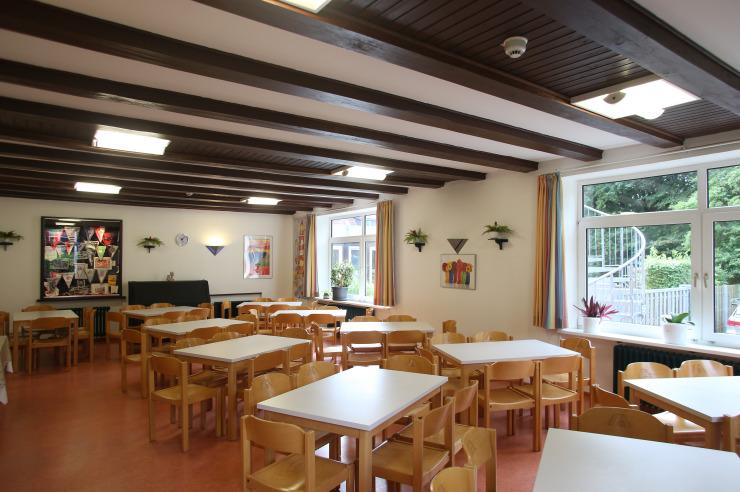Seminarraum 1 Jugendherberge Schleswig