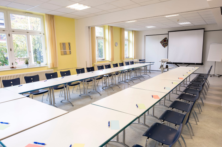 Seminarräume 3+4
