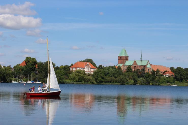 Segeln auf dem Ratzeburger See