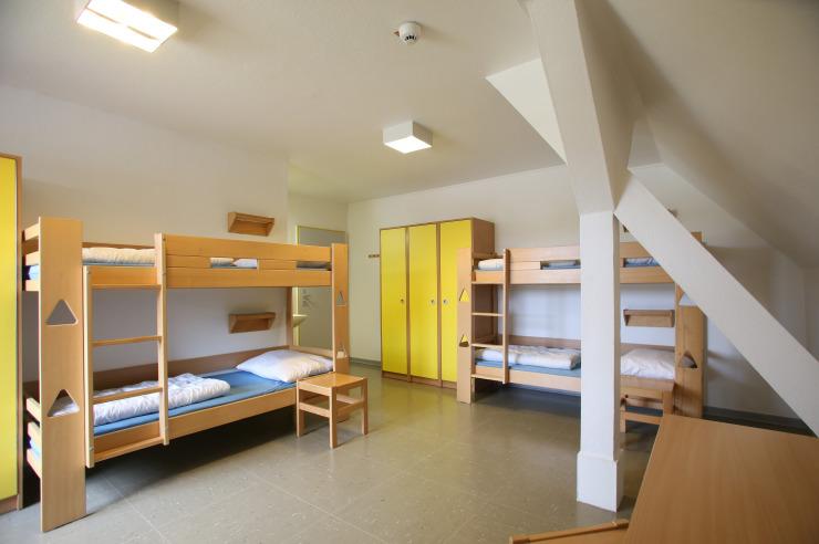 Familienzimmer Jugendherberge List auf Sylt