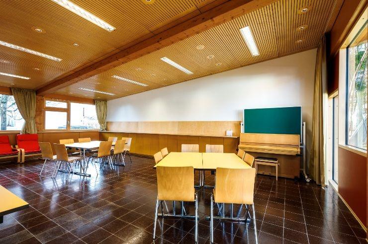 Tagungs- und Proberäume Garmisch-Partenkirchen