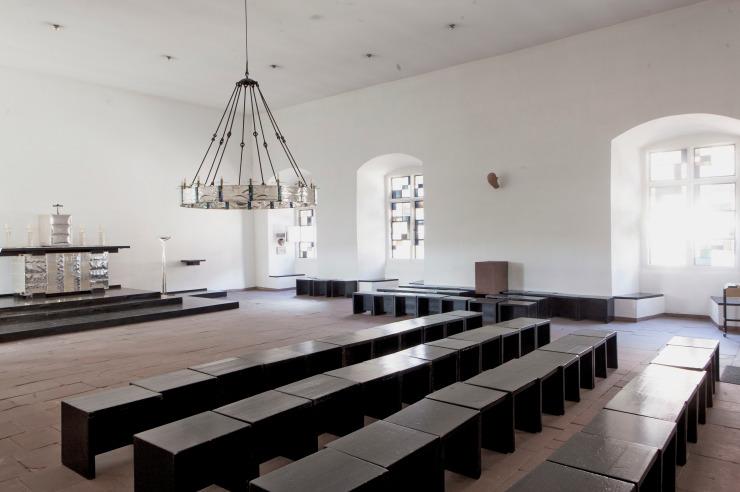 Tagungs- und Proberäume Burg Rothenfels