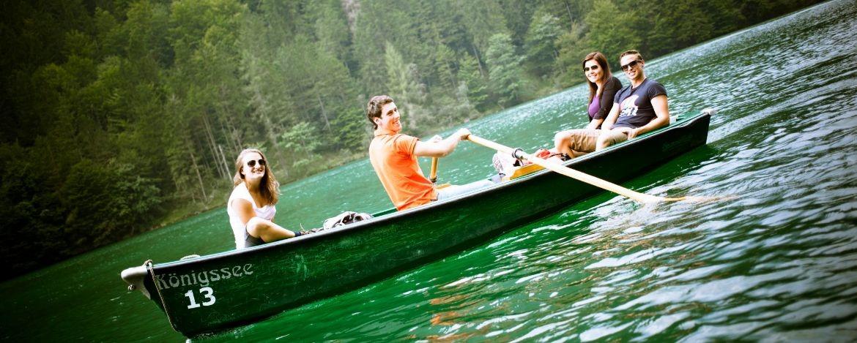 Entspannung pur in der Jugendherberge Berchtesgaden