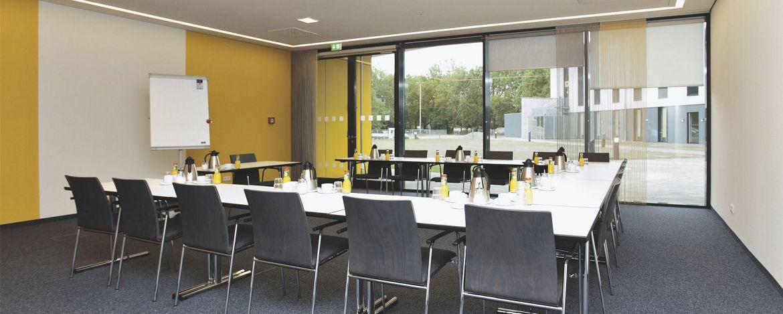 Tagungsraum der Jugendherberge Duisburg Sportpark