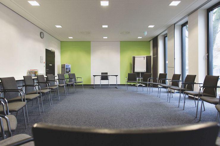 Seminarraum der Jugendherberge Duisburg-Sportpark