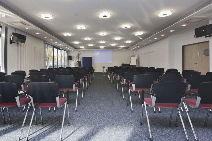 Seminarraum in der Jugendherberge Köln-Deutz