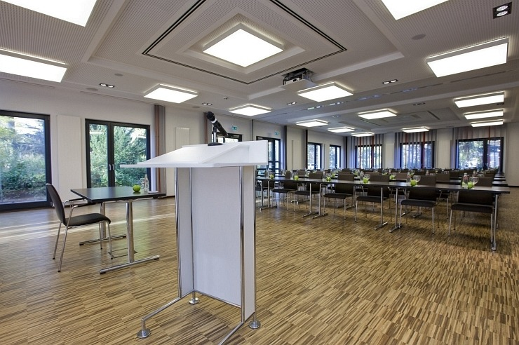 Seminarraum der Jugendherberge Köln-Riehl