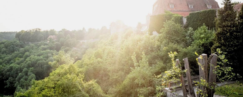 Tagen Rothenburg ob der Tauber