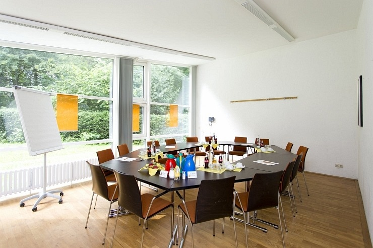 Tagungsraum der Jugendherberge Bonn