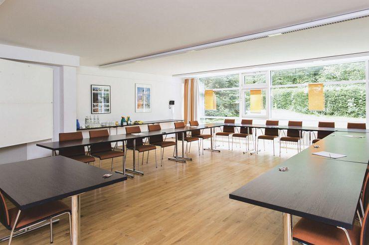 Seminarraum der Jugendherberge Bonn