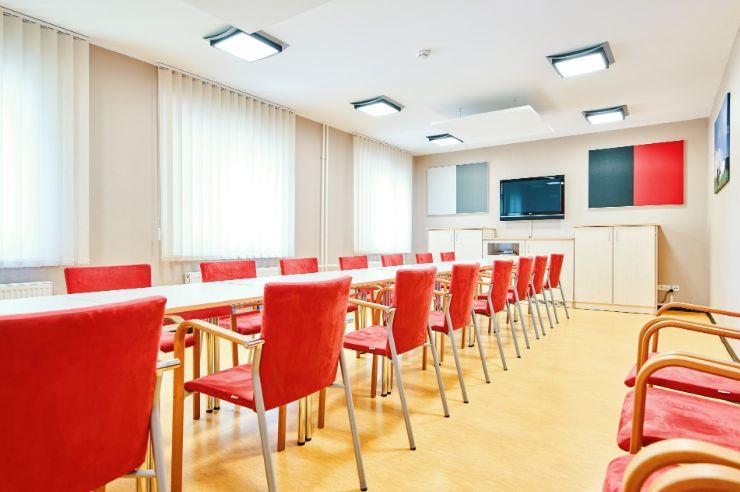 Tagung im großen Seminarraum
