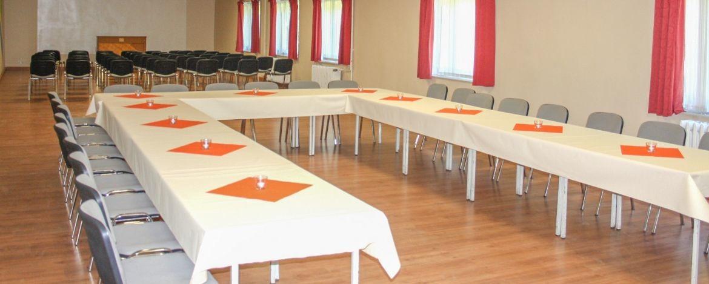 Raum für Veranstaltungen, Tagungen und Seminare