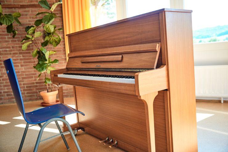 Musikproben in Erbach