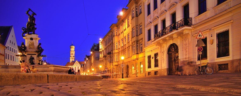 günstige Städtereise in Augsburg für Familien