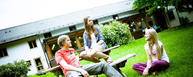 Klassenfahrt in Bayern